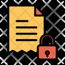 Receipt Invoice Paper Icon