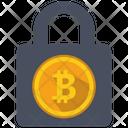 Bitcoin Encryption Money Icon