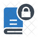 Lock Book Icon