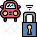 Lock car Icon