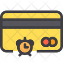 Alarm Lock Card Credit Card Icon