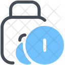 Lock Caution Password Alert Lock Alert Icon