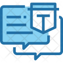 Chat Log Protection Icon
