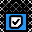 Lock Check Icon