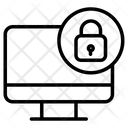 Lock Computer Icon