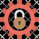 Setting Lock Configuration Icon