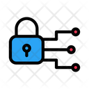 Lock Protection Internet Icon