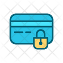 Lock Credit Card Secure Card Secure Payment Icon