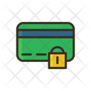 Lock Credit Card Credit Card Lock Icon