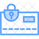Lock Credit Card Icon
