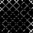 Data Lock Database Icon