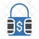 Lock Discount Icon