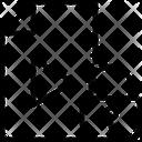 Lock Dock Document Icon