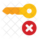 Not Access Security Notice Icon