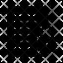 Private File Lock Icon