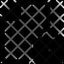 Lock File Format Locked Icon