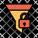 Lock Filter Icon