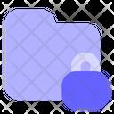 Lock-folder Icon