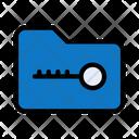 Folder Directory Private Icon