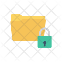 Secure Folder Lock Icon