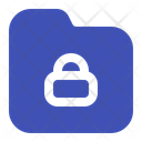Lock Folder Secure Folder Security Icon