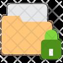 Lock Folder Private Folder Files Icon
