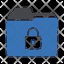 Private Folder Lock Icon