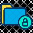 Folder Lock Secure Folder Icon