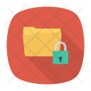 Lock Password Folder Icon