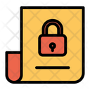 Lock Form Icon