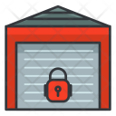 Lock garage Icon