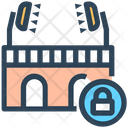 Lockdown Ground Stadium Icon