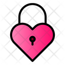 Lock Love Married Icon