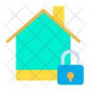 Lock Home Icon