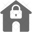 Lockdown House Secure Icon