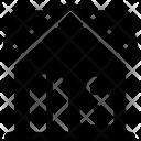 Lock House Icon
