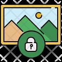 Lock image Icon