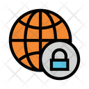 Lock Internet Icon