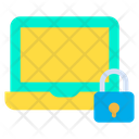 Lock Laptop Icon