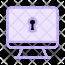 Lcd Lock Screen Icon