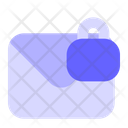 Lock Mail Lock Email Lock Message Icon