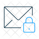 Lock Mail Lock Email Icon