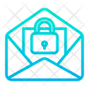 Lock Message Icon