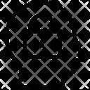 Lock Mind Padlock Security Icon