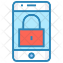 Lock Iphone Device Icon