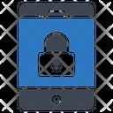 Lock Mobile Icon