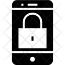 Lock Iphone Mobile Icon
