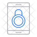 Lock Mobile Smartphone Icon