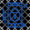 Locked Mobile Lock Icon