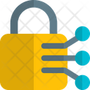 Lock Network Icon